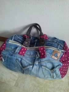 Een weekend tas
