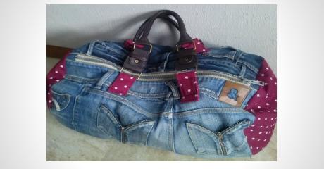 Jeans tassen